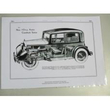 Poster - Austin 10 hp