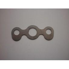 Main bearing locking tabs