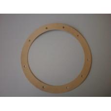 Crankcase rear cover gasket 10/4 & L12