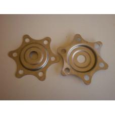 Flywheel star lock tabs - 10/4, L12/4, L12/6 &14HP