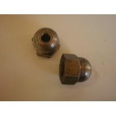 Dome nut - king pin - L12/4 & L12/6