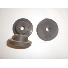 Rear engine mounting rubbers - L12/4