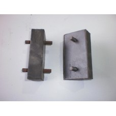 Front engine mount New Ascot