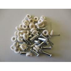 Clevis pin set - 10/4