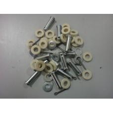 Clevis pin set - L12/4 &L12/6
