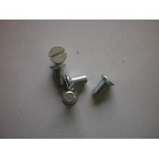 Brake drum screw - cadmium plated