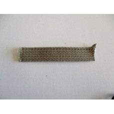 "Bonnet tape - 0.625"" flat -price per metre"