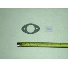 Door handle gasket