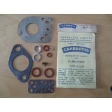 Austin Carburettor gasket set Zenith 30VM