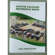 Austin Colours Reference book