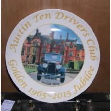 Golden Jubilee - Commemorative Plate