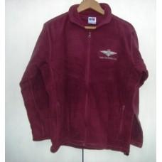 Fleece - Wings logo - Burgundy - Small