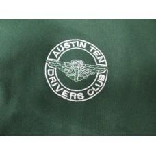 Fleece - Round logo - Green - Extra Large