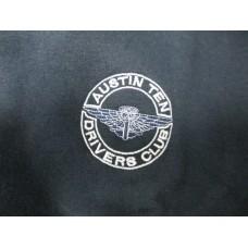 Fleece - Round logo - Navy - Large
