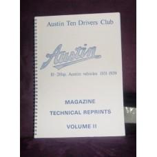 Technical Reprints Volume 2