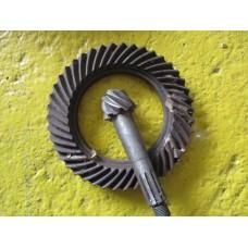 Crown wheel and pinion - 10/4,