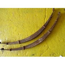 Austin 16/6 rear leaf springs