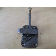 Austin door latch mechanism