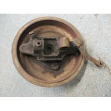 Austin 10 hub with brake drun