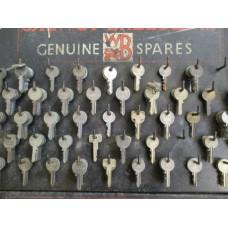 MRN10 key