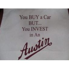 Austin Apron